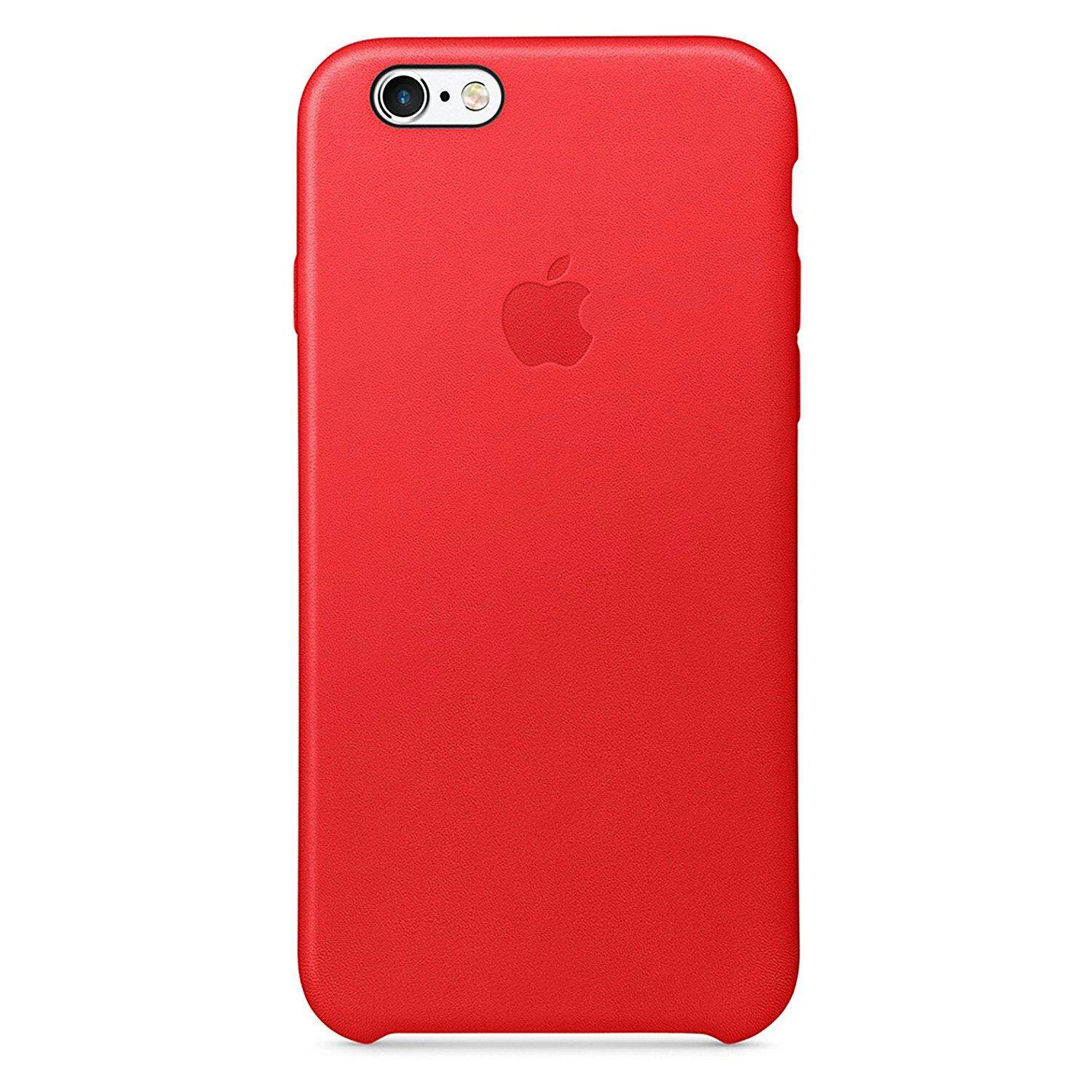 Cek Harga High Quality Premium Leather Case For Apple Iphone 7 Red