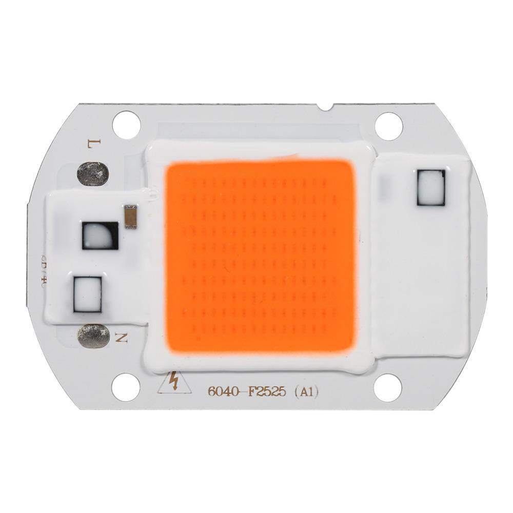 110V High-Pressure LED Cob Grow Light Clip 30W Growth Lamp for Indoor Garden Greenhouse Hydroponic Planting