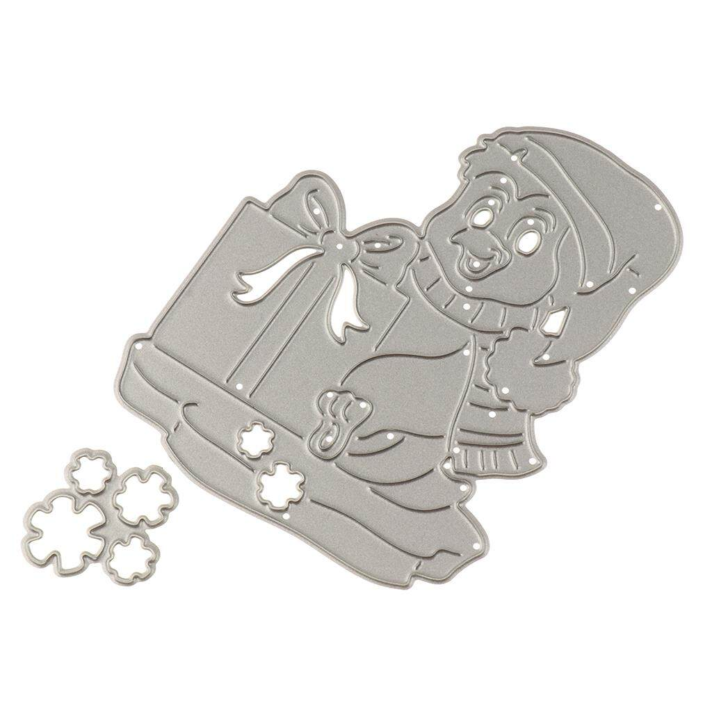 Bolehdeals Metal Cutting Dies Stencils Diy Scrapbooking Stamp / Photo Album Et550 - Intl By Bolehdeals.