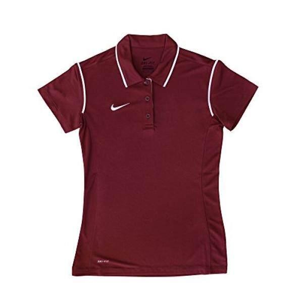 Nike g-Ho Womens Polo,Cardinal, Small - intl