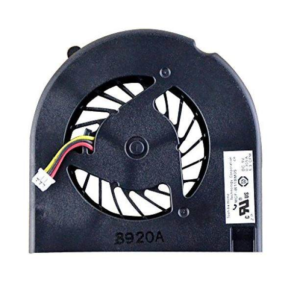 ALMM Eathtek Replacement CPU Cooling fan for HP Compaq Presario G50 G60 CQ50 CQ60 G50-100 G60-100 G60-200 CQ50-100 CQ50-200 CQ60-100 CQ60-200 486636-001 KSB05105HA -8G99 Series (3 mounting holes) - intl