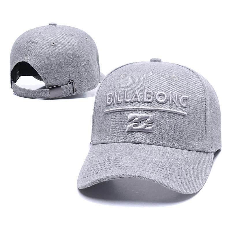 2018 New Style Fashion BILLABONG Snapback Cap Adjustable Sport Hat - intl c37b1c4e91b