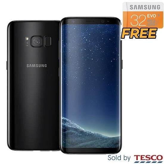 Detail Gambar Samsung Galaxy S8 4GB 64GB Black Malaysia Warranty Terbaru
