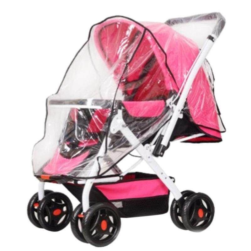 Baby Stroller Rain-proof Wind-proof Cover for Outdoor Travel - intl Singapore