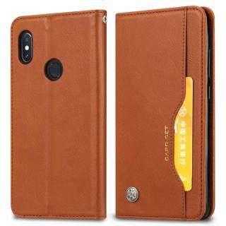 Ví Da PU Xiaomi Mi Max 3 Ốp Bảo Vệ Lật 6.9 Inch thumbnail