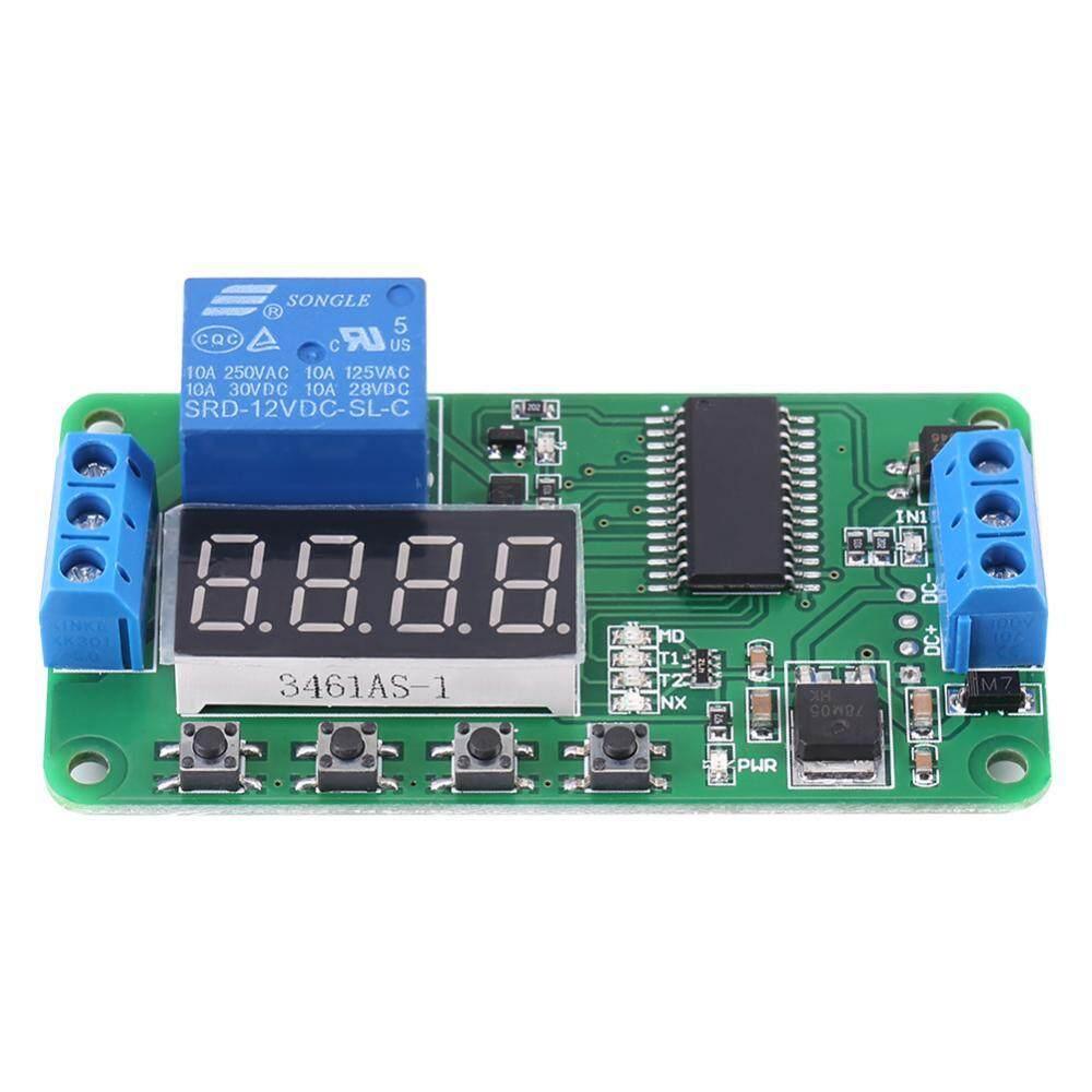 H3y 2 Dc 12 V Waktu Timer Tunda Relai 0 10 Detik Dengan Dasar Omron Delay Relay 12v 60 1 5 S 30