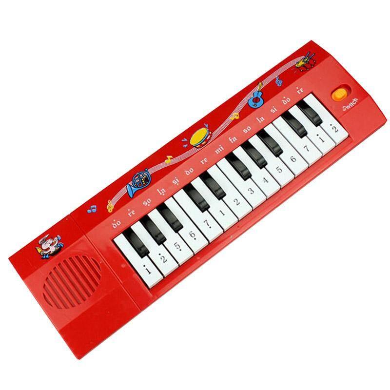 Electronic 24 Keys Kids Digital Piano Keyboard Children Educational Toy - intl