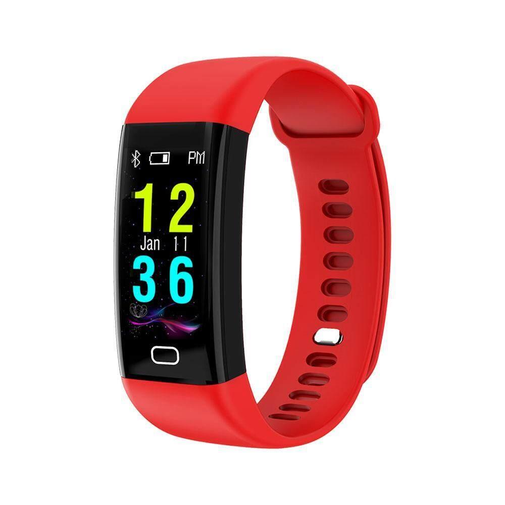 Cheap Womdee F07 Smart Bracelet Heart Rate Monitor Blood Pressure Fitness Tracker Smartband Sport Watch Intl