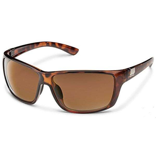 Suncloud Optik Anggota Dewan Kacamata Hitam (Kura-kura, Cokelat Terpolarisasi)-Internasional