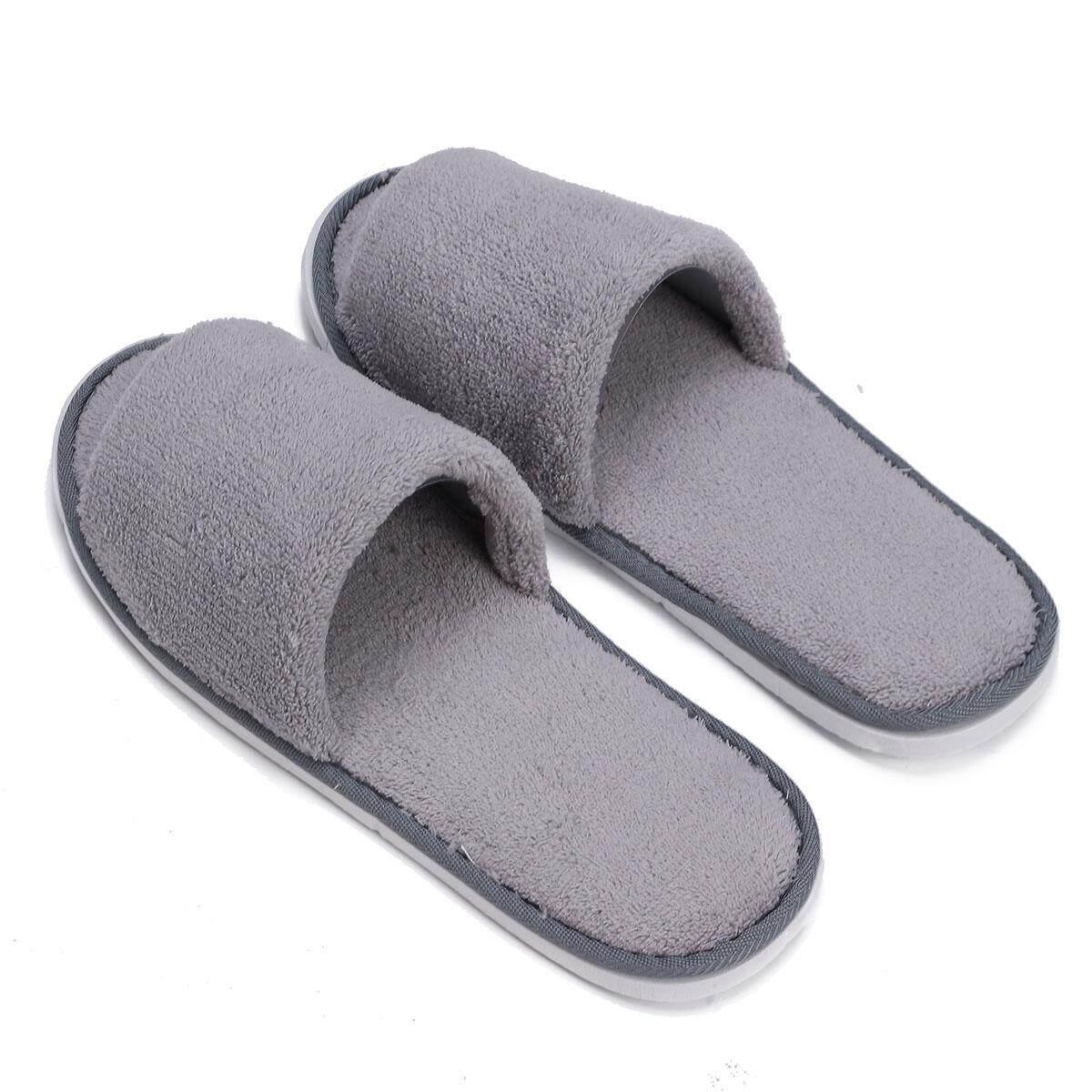 Velours Corail Bout Ouvert Peep Toe Chaussures Maison De Hotle Pantoufles Ceh2nlAweB