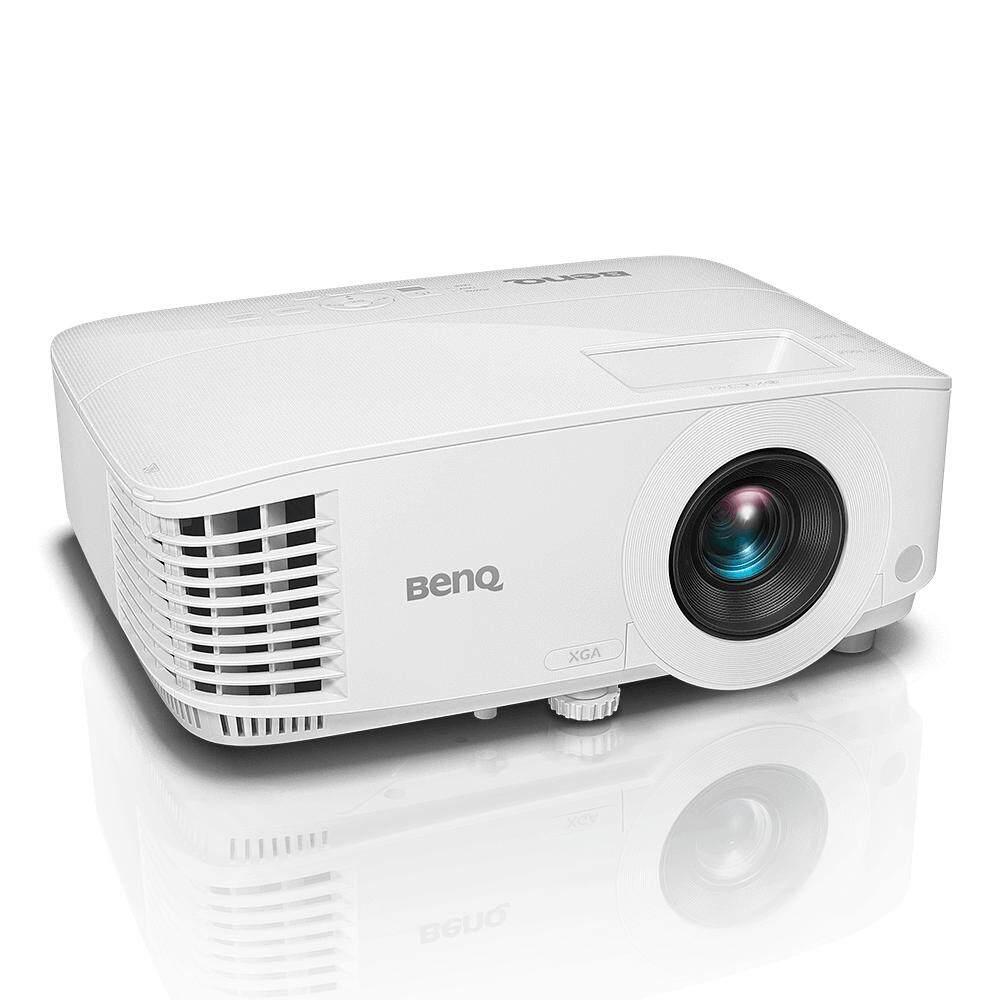 BenQ DLP Projector MX611 4000lm ANSI Lumen DLP Eco-Friendly XGA (1024x768) with Dual HDMI & VGA Ports, Built-in Speakers, Vertical Keystone, Kensington Lock & LampSave Mode