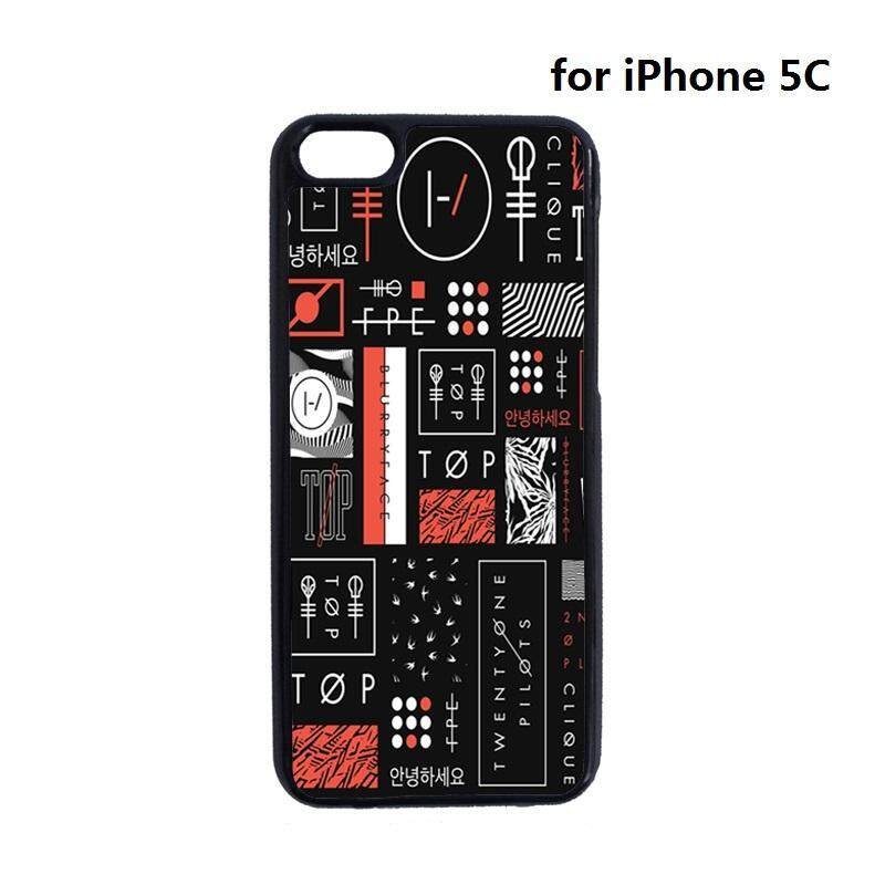 Fitur Mobile Phone Case For Apple Iphone 6 6s Twenty One Pilots And