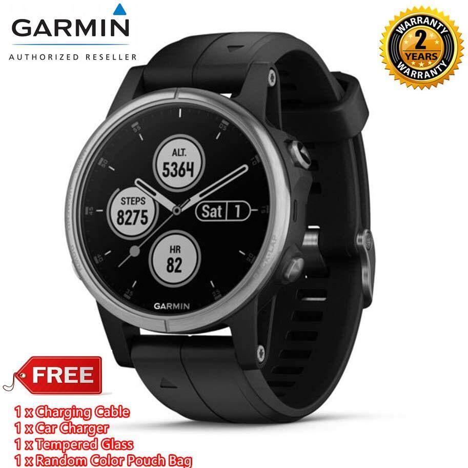 Garmin Fenix 5S Plus(Garmin Malaysia Warranty)  + Free Gifts