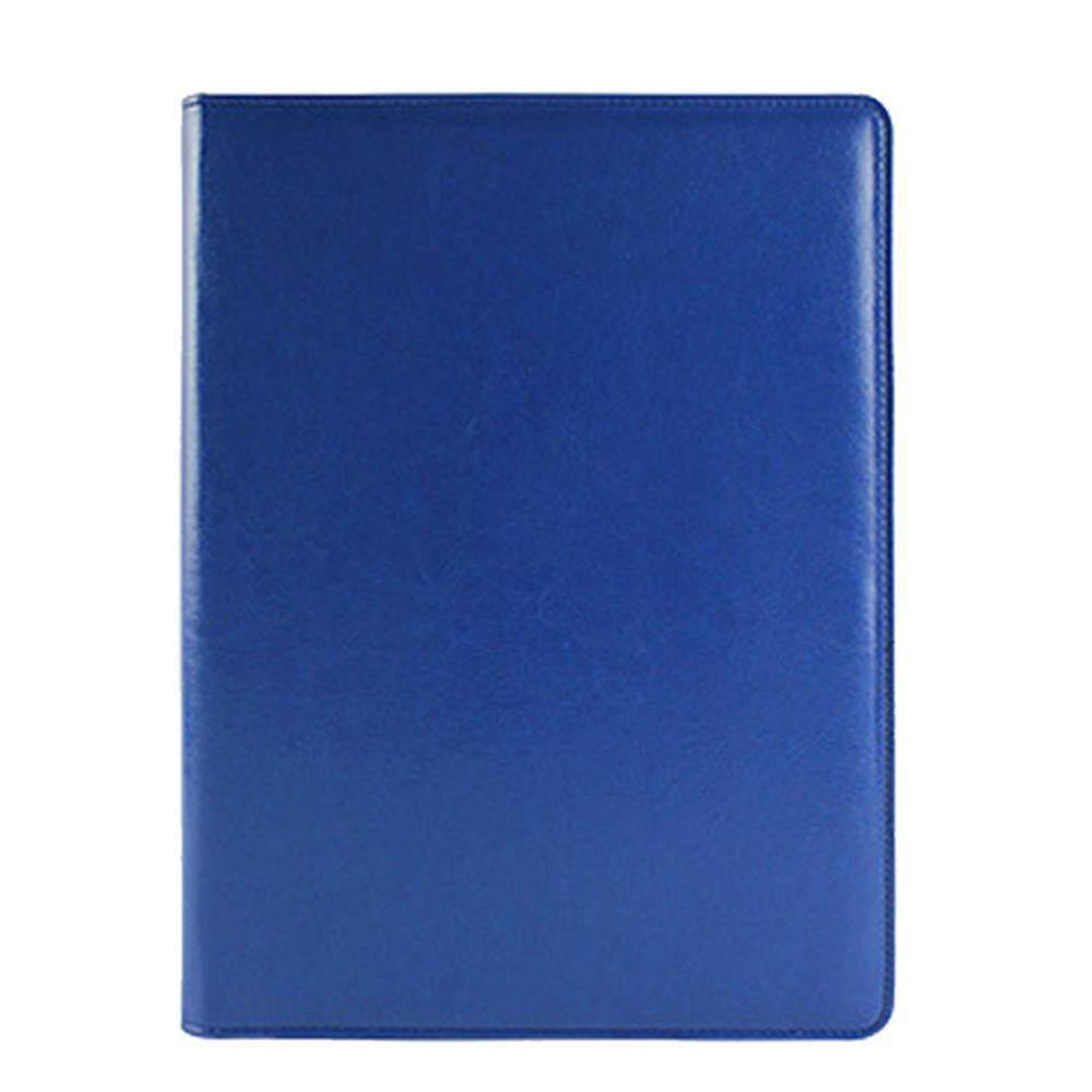 Oanda Premium PU Kulit Bisnis Portfolio, pawaca Multifungsi A4 Mengajukan Folder Klip Menulis Buku Catatan Scratchpad untuk Siswa Pekerja Kantor, Kalkulator Opsional, wawancara Resume Dokumen Organizer-Internasional