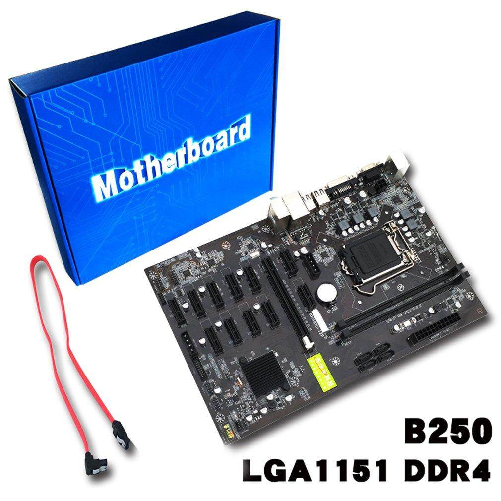 Buy Sell Cheapest Asus B250 Mining Best Quality Product Deals Motherboard Biostar Tb250 Btc Lga 1151 Bitcoin Qnstar Board Expert Video Card Interface For Crypto Intl