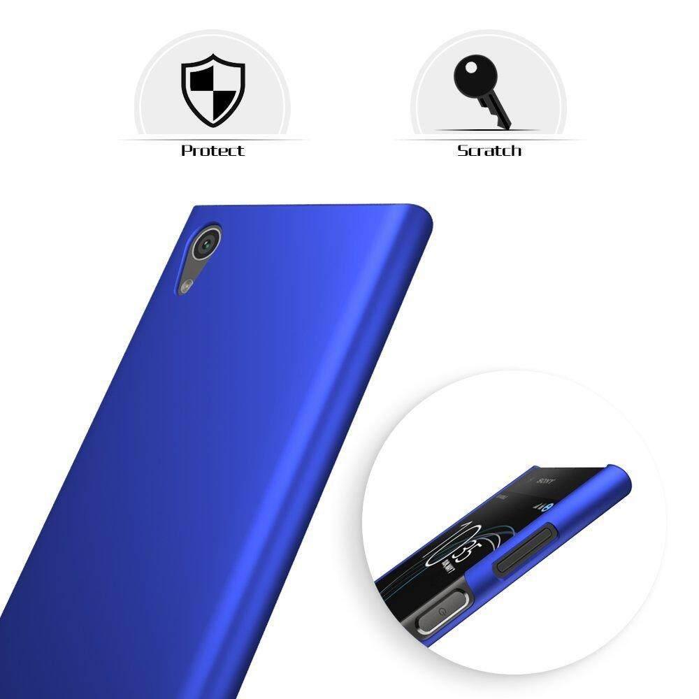 ... Karet Keras Buah Belakang Case Sarung untuk Sony Xperia XA1 Plus-Internasional - 5