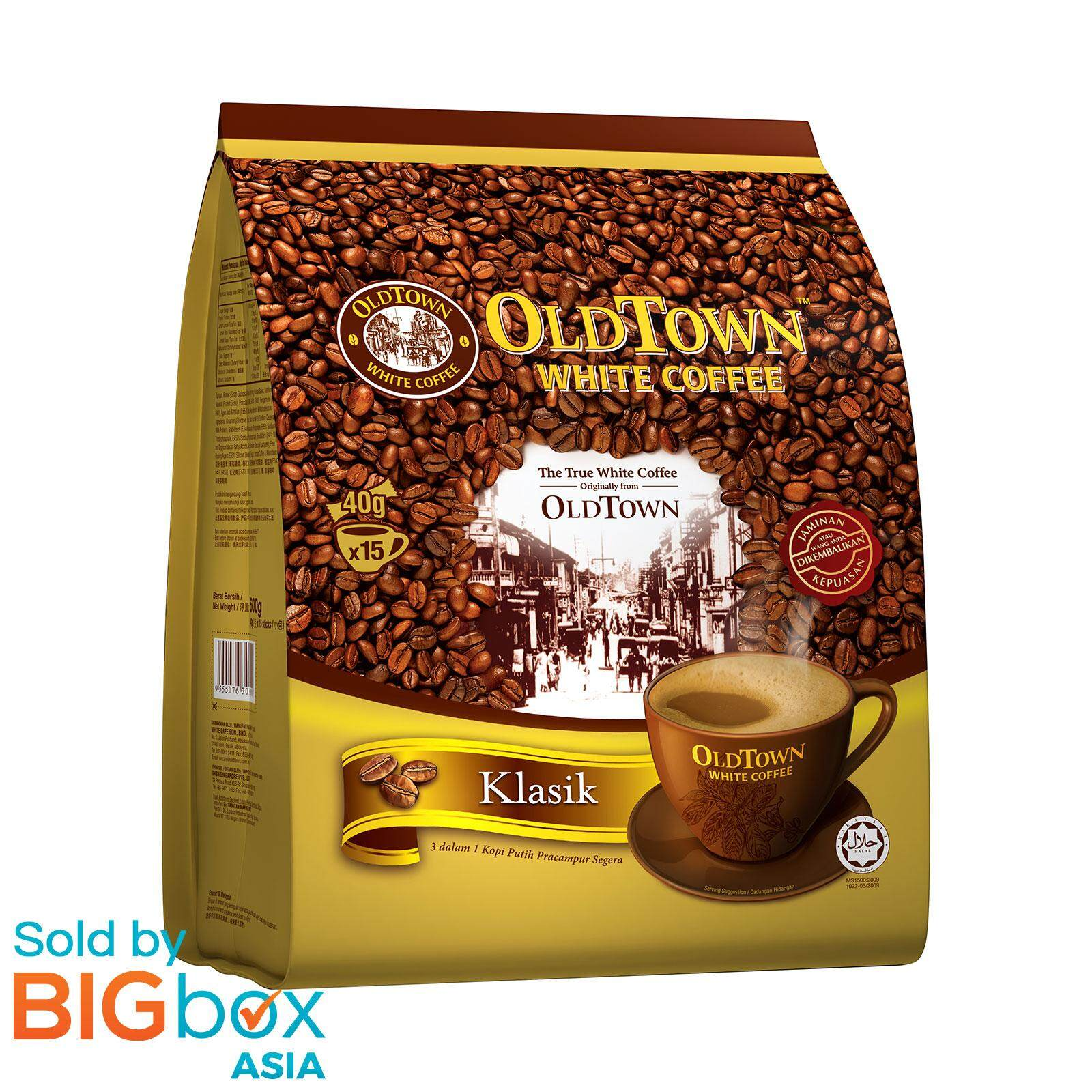 OLDTOWN White Coffee 3in1 570g (38g x 15s) - Classic