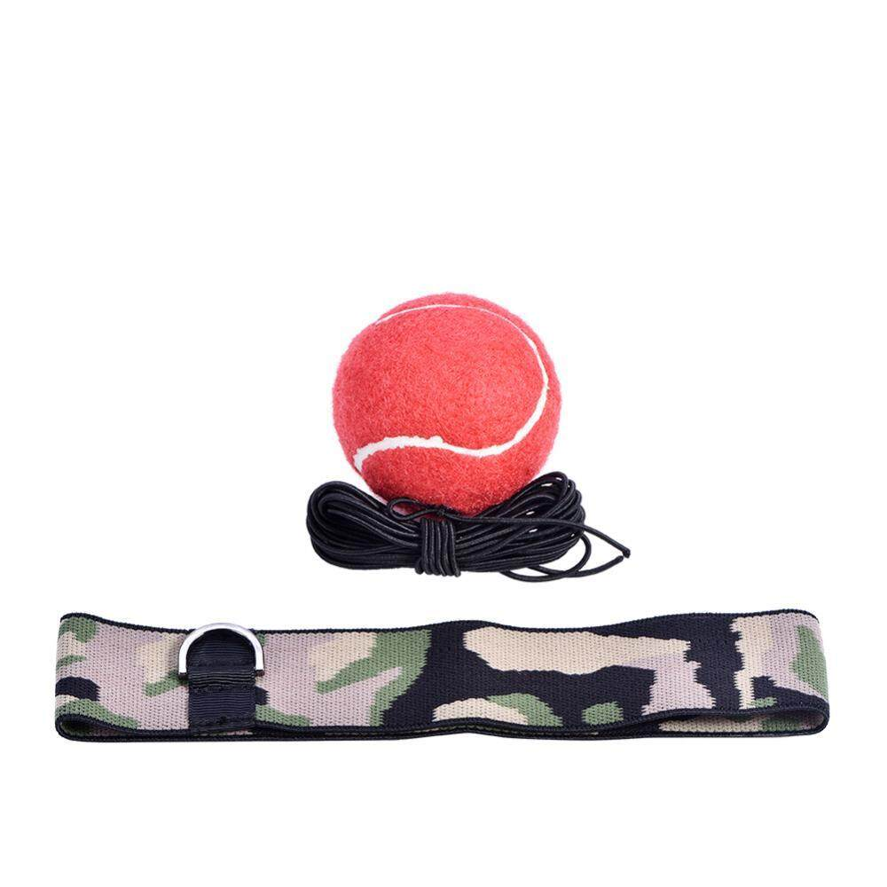 Boxing Punch Reflex Speed Training Exercise Fight Ball With Head Band (3#) -
