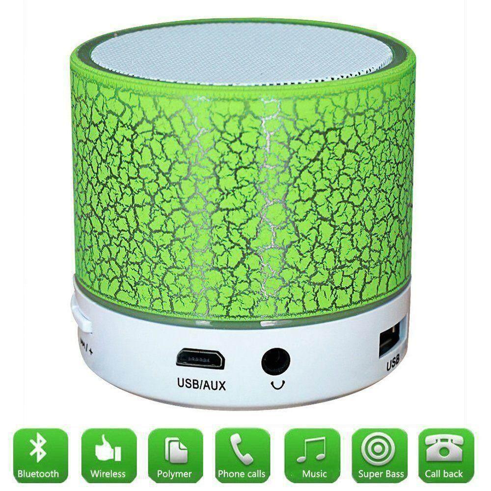 CERDAS 4 SPEAKER BLUETOOTH SPEAKER MINI SUARA BASS BERAT LENTERAMULTIMEDIA. Mini Bluetooth Speaker LED Portable Wireless Bass Speaker - 3 .