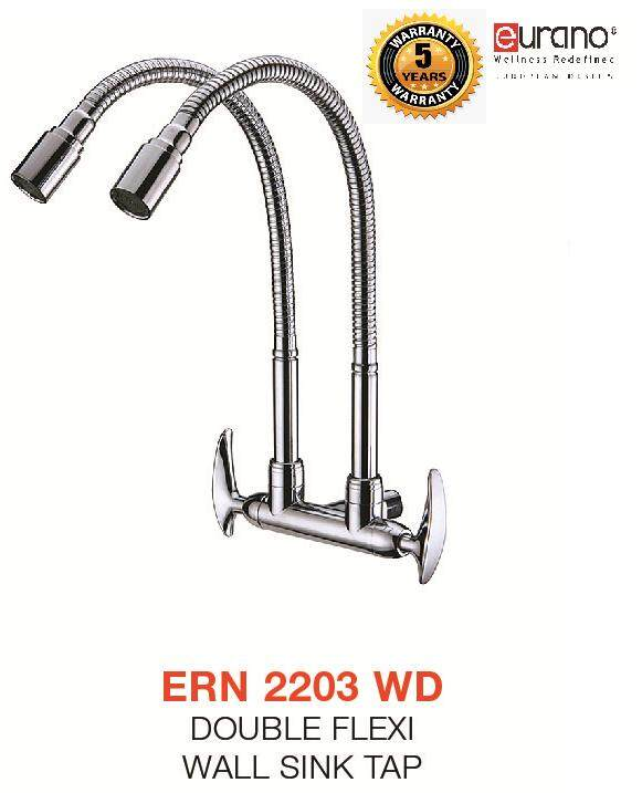 EURANO ERN 2203 DOUBLE WALL FLEXI SINK TAP