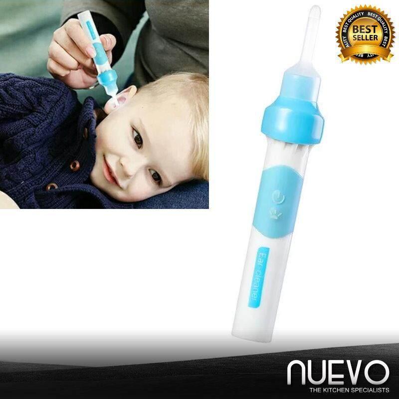 Nuevo Cleaning Ear Pick Ear Spoon Children's Ear Artifact Light Electric Adult Ear Cleaning Tool