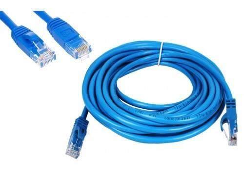 2M RJ45 LAN Network Cable Patch Cord CAT 6 Gigabit Ethernet Cable