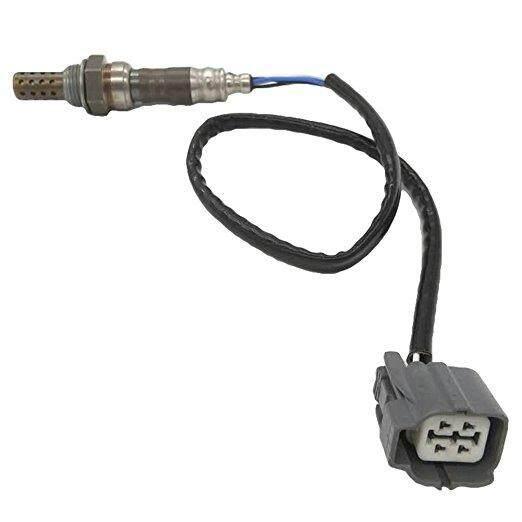 Hulu & Hilir Oksigen O2 Sensor untuk 01 02 03 04 05 Honda Kewarganegaraan D17A7 Mesin Paket: 2 Pcs-Internasional