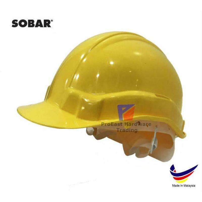 Sobar-Safety Helmet(Yellow/Non sirim)