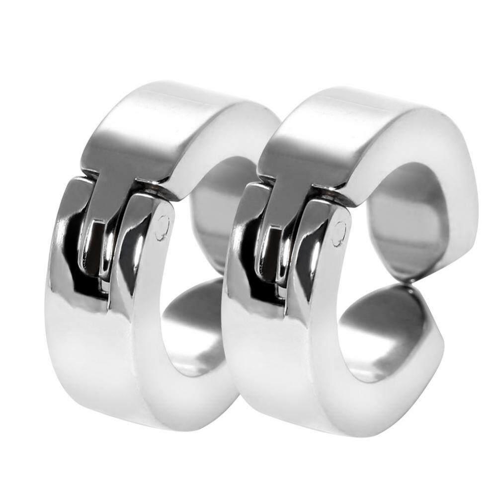 6 Jenis 1 Pair Bergaya Anti Karat Telinga Klip Anting-Anting Telinga Manset Perhiasan Hadiah-Internasional