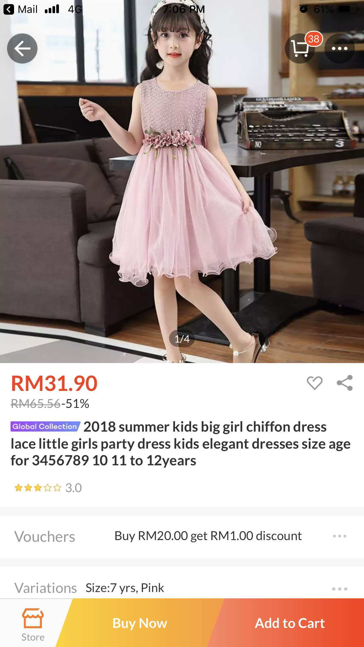 704e8cd19a149 2019 summer kids big girl chiffon dress lace little girls party dress kids  elegant dresses size age for 3456789 10 11 to 12years