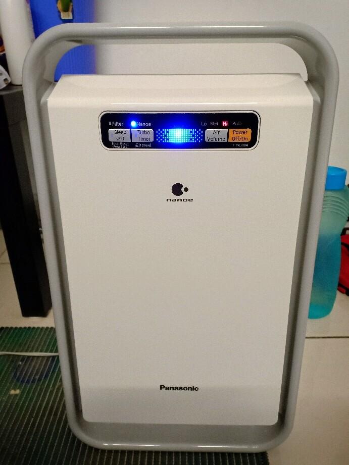 Panasonic Air Purifier PSN-FPXJ30AHM