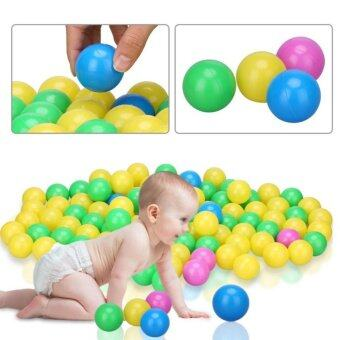 ball toys for toddlers. 100pcs/set plastic colorful kids secure ocean balls baby pits swim toys 4cm ball for toddlers t