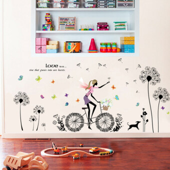 Personality Wall Stick Room Sitting Room Adornment Bedroom Warmth Big Idea Stickers  Wall Paintings On The Wall Stickers Bedroom Metope Part 82