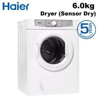 electrolux 6 5kg sensor dry cloth dryer. haier hdy-d60 6kg tumble dryer with sensor dry electrolux 6 5kg cloth