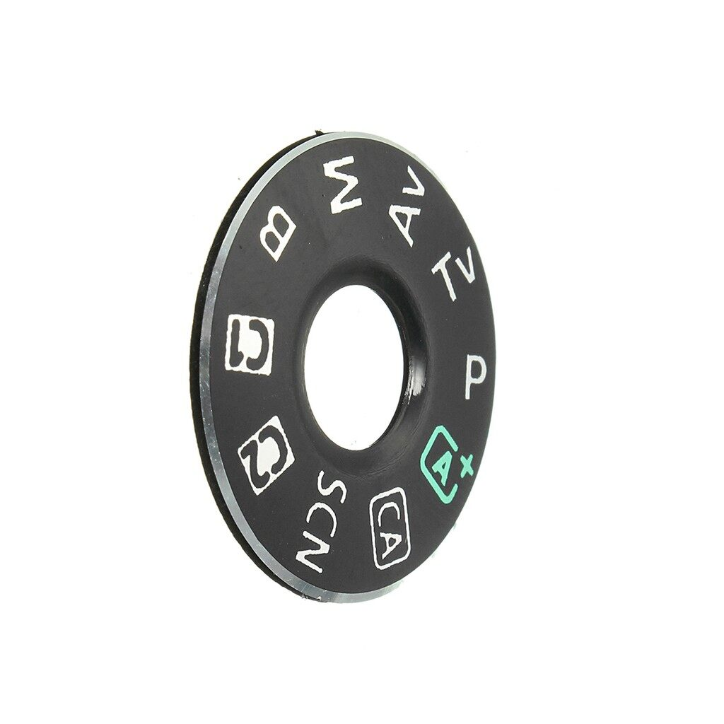 Propellers and Parts - Dial Mode Plate Interface Cap Button Repair Fix Part Camera For Canon EOS 6D UK - Drone Accessories