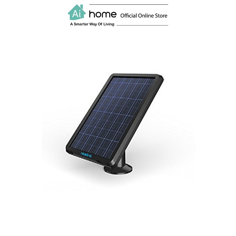 REOLINK Solar Panel Support (Argus 2/Pro,Argus Eco,Go) with 1 Year Malaysia Warranty [ Ai Home ]