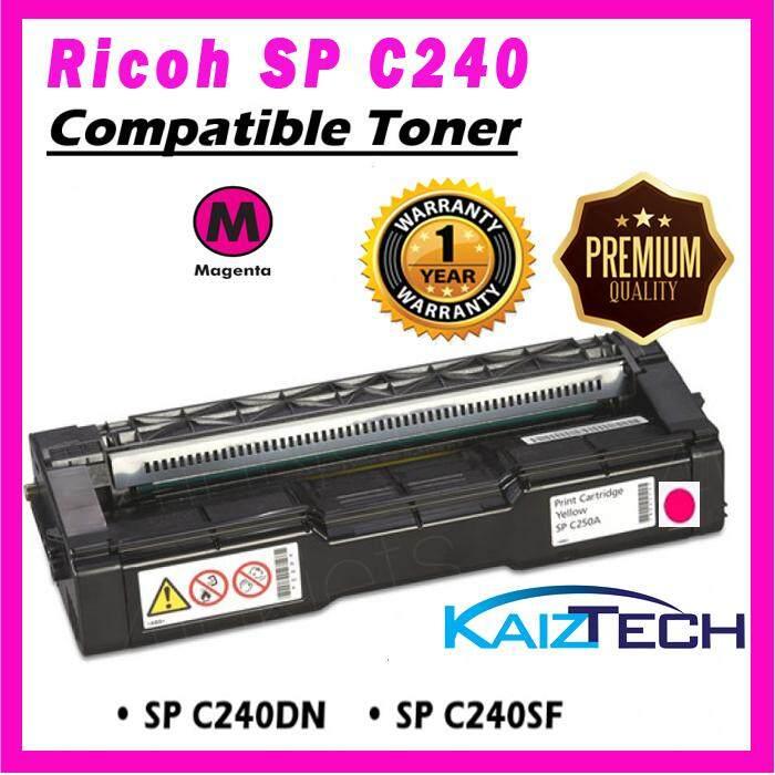 AAA Super Grade RICOH AFICIO C240DN / C240SF Magenta Toner Cartridge