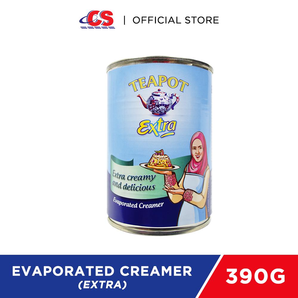 TEA POT Extra Evaporated Creamer 390g