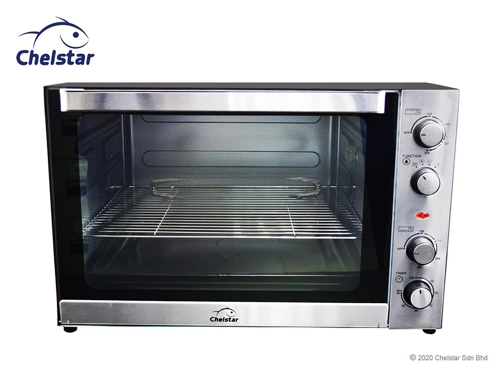 Chelstar Electric Oven 120L (CEO-120SD)