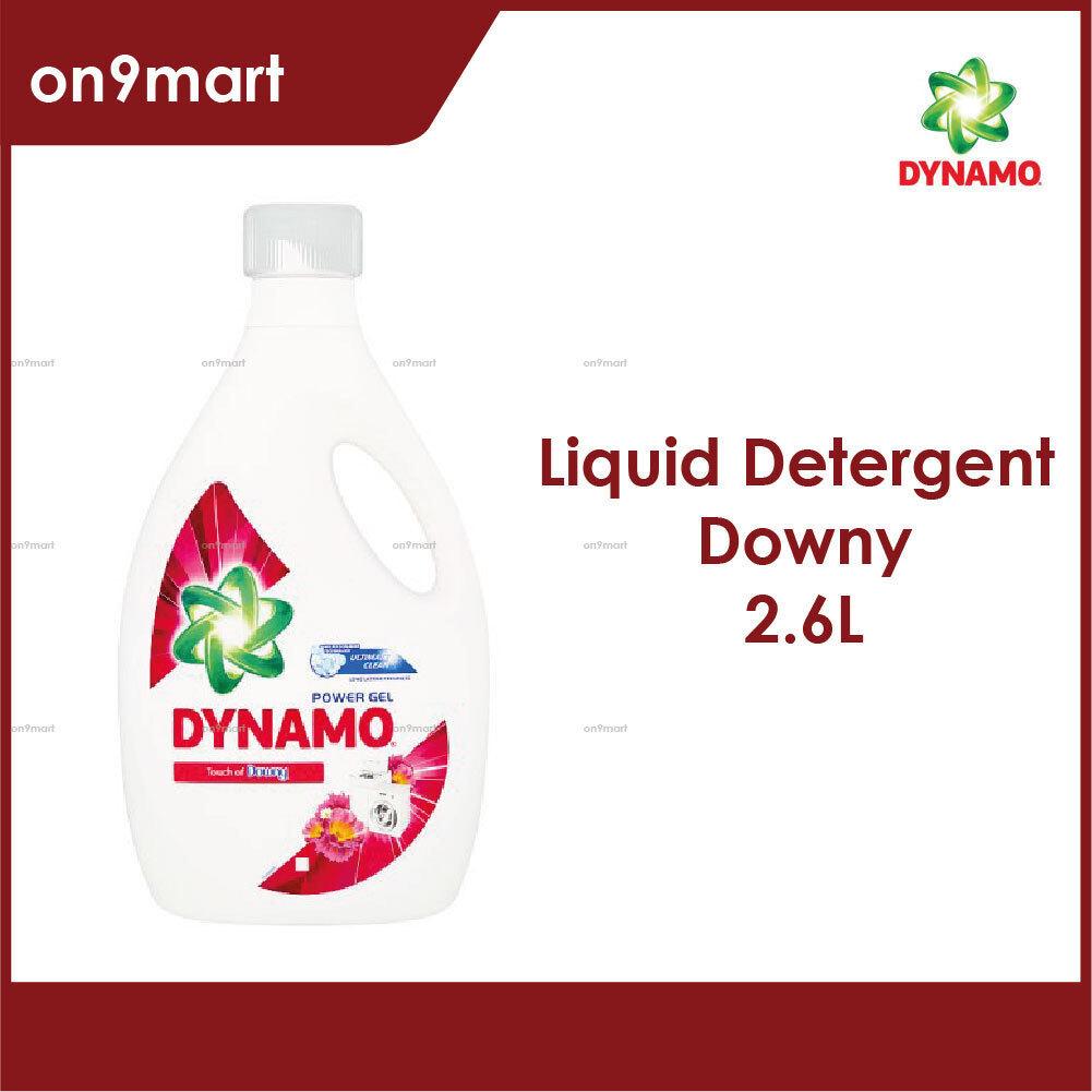 Dynamo Downy Liquid Detergent 2.6L