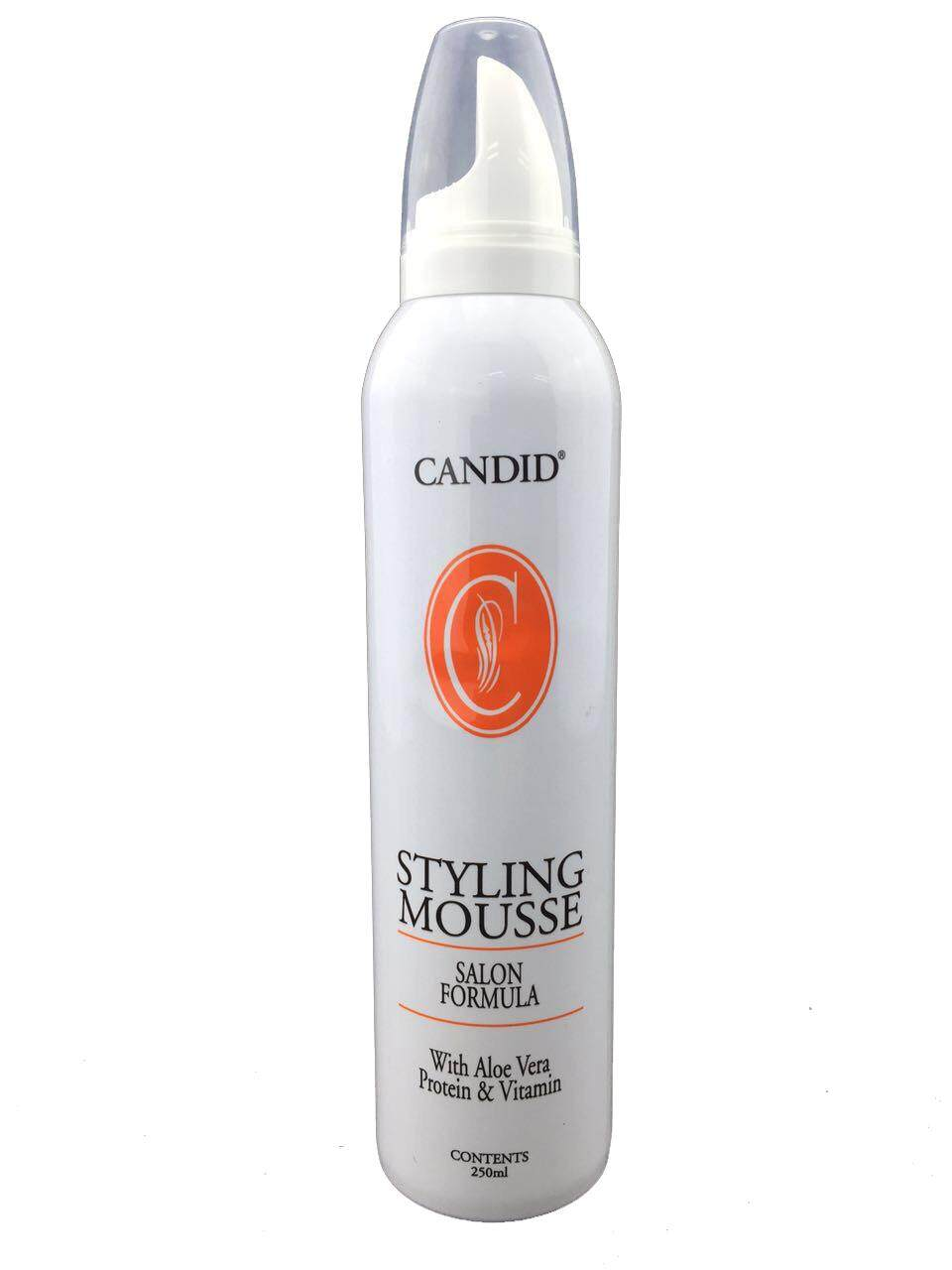 CANDID HAIR STYLING MOUSSE 250ML