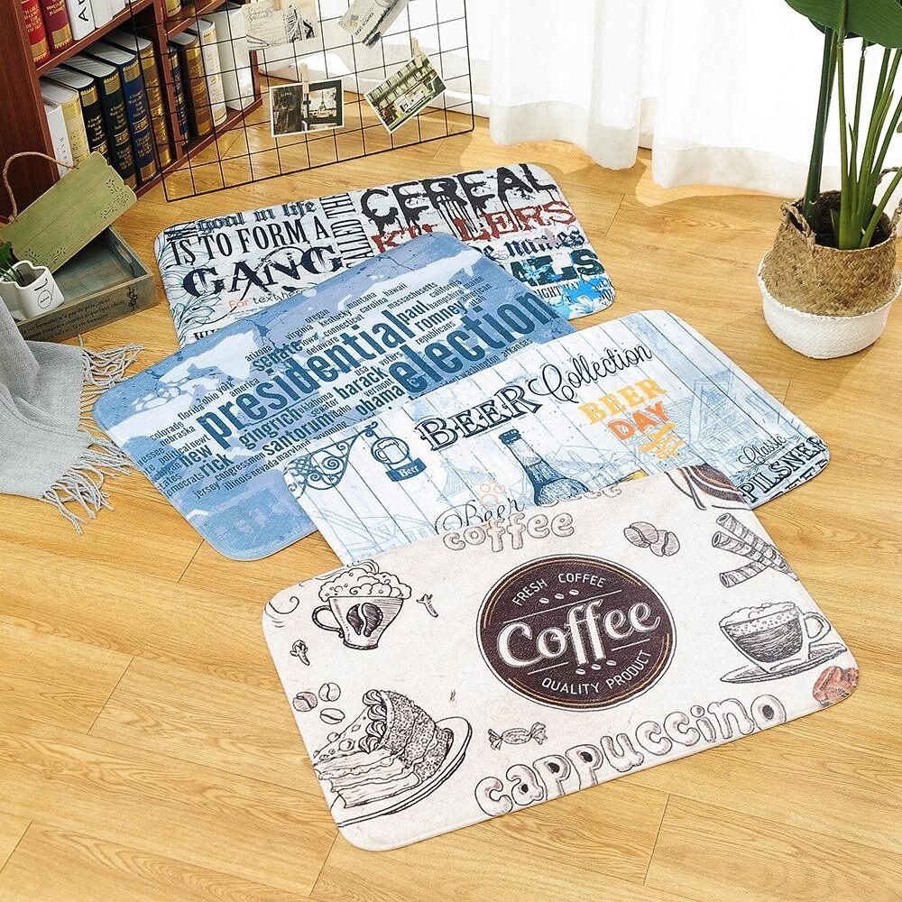 Rugs & Carpets - Carpet Doormat Mat American Style Bath Rug Non-Slip Doormat Welcome Floor Mats Carpet - SIZE:1 / SIZE:2 / SIZE:3 / SIZE:4 / SIZE:5 / SIZE:6 / SIZE:7 / SIZE:8