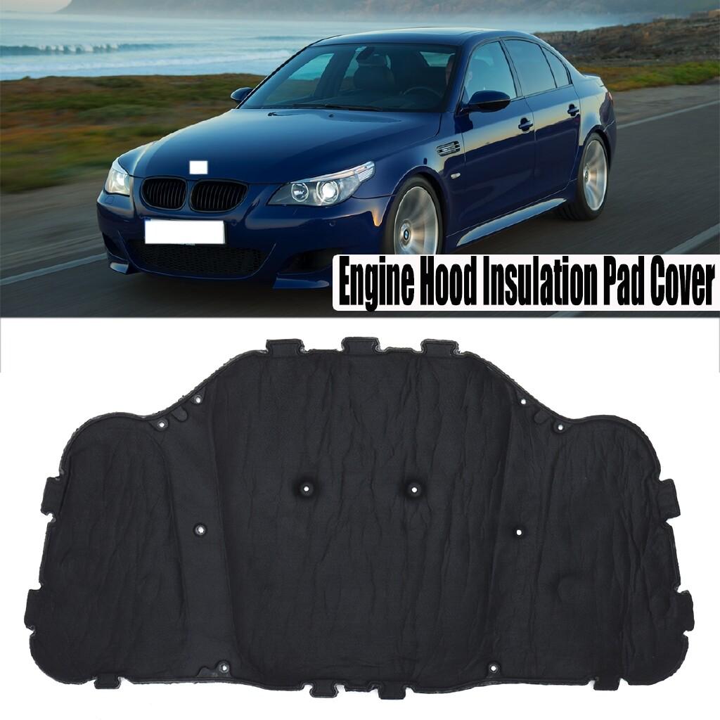 Automotive Tools & Equipment - Engine Hood Insulation Pad Cover for BMW E60 E61 525i 528i 530i 51487148208 - Car Replacement Parts