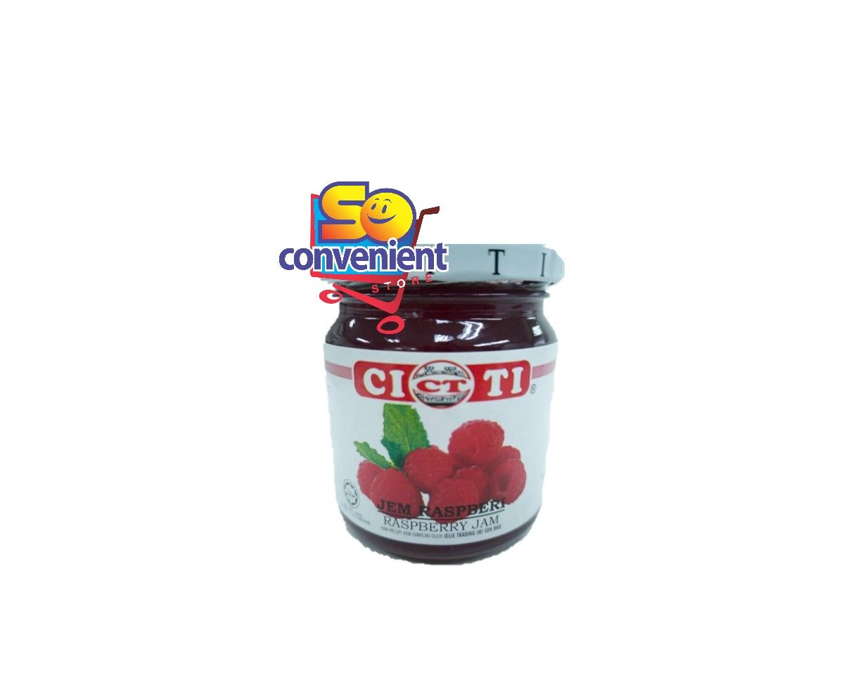 Citi Jam Raspberry 240g