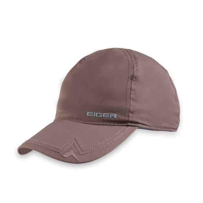 EIGER KARIMATA CAP - BROWN
