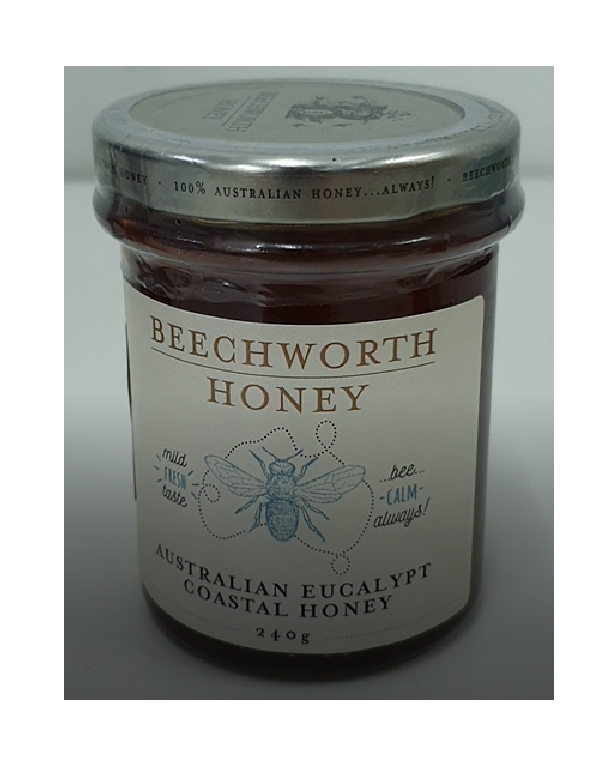 Beechworth Coastal Honey 240G