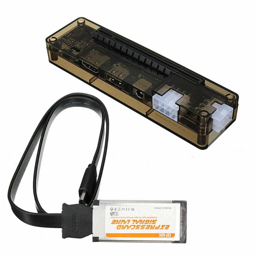 Cool Gadgets - V8.0 EXP GDC Laptop External Independent Video Card for Beast Expresscard - Mobile & Accessories