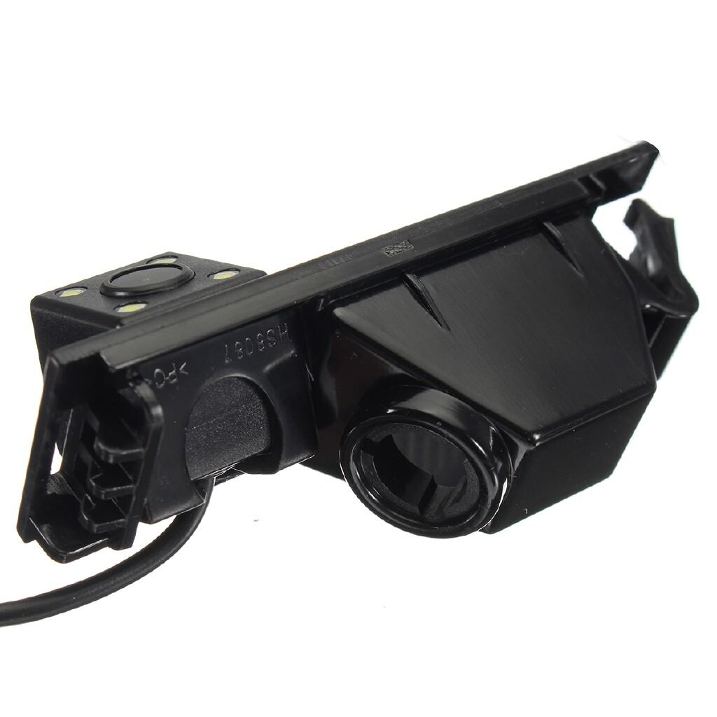 Car Lights - 170 Car Rear View Reversing Backup Parking IR LED CDD HD Camera Night Vision Kit - Replacement Parts