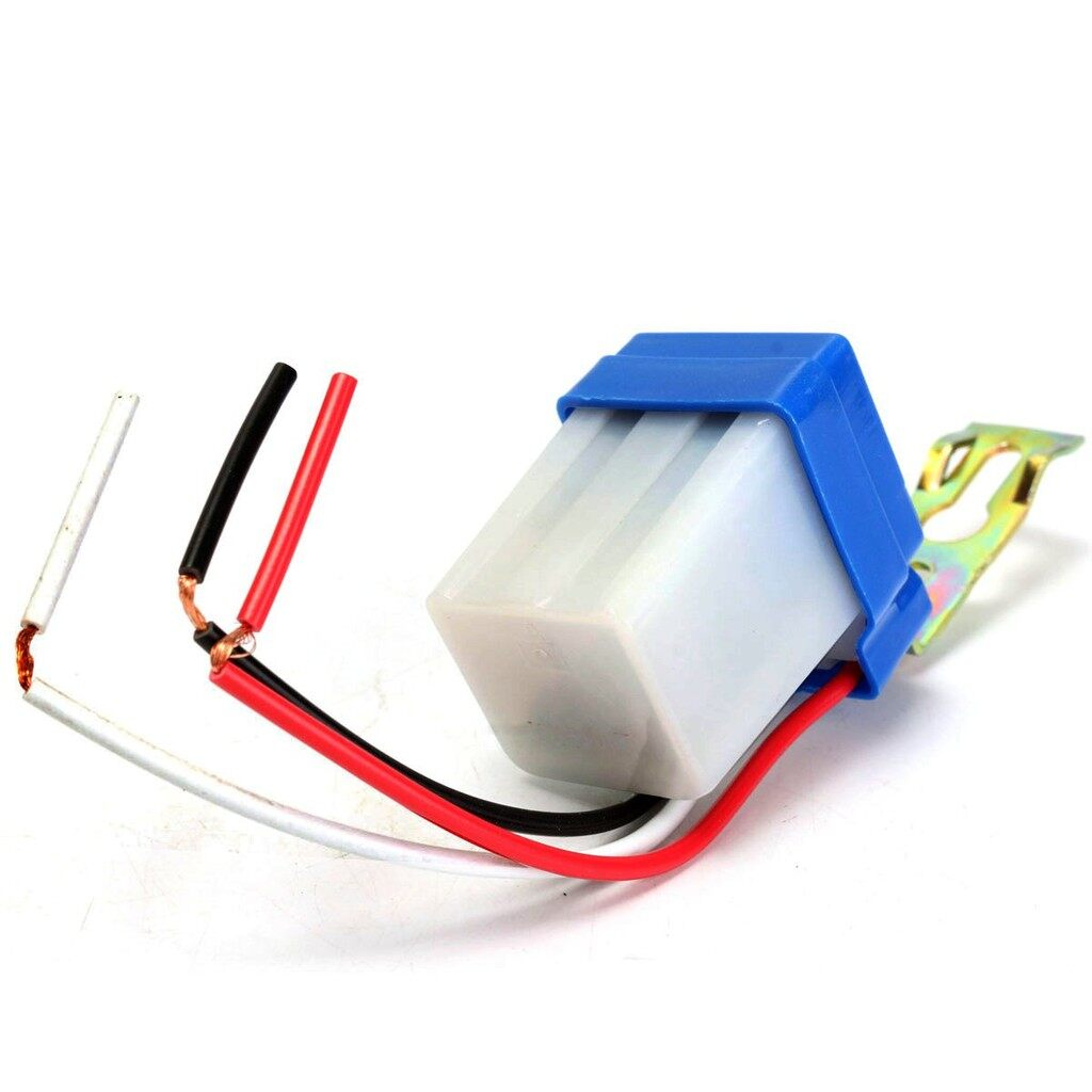 Gadgets - AC220V 10A Auto On Off Photocell Street Light Photoswitch Sensor Switch AS-10 - Cool