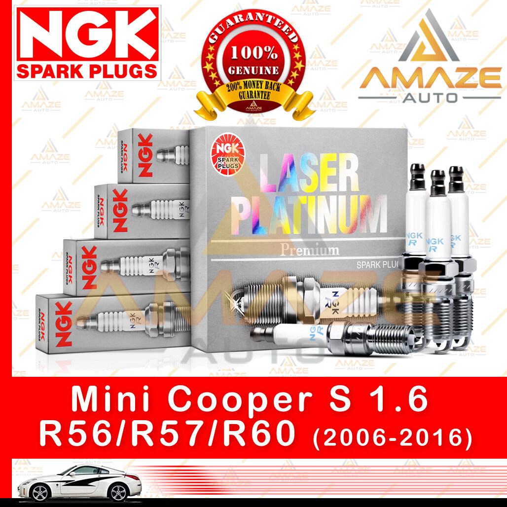 NGK Laser Platinum Spark Plug for Mini Cooper S 1.6 R56/R57/R60 (2006-2016) - Amaze Autoparts